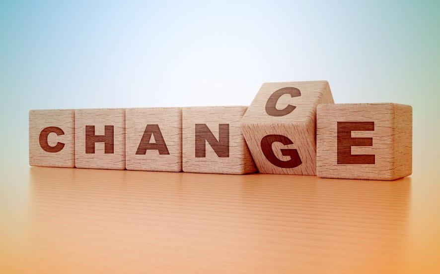 שינוי קריירה הזדמנות לשינוי