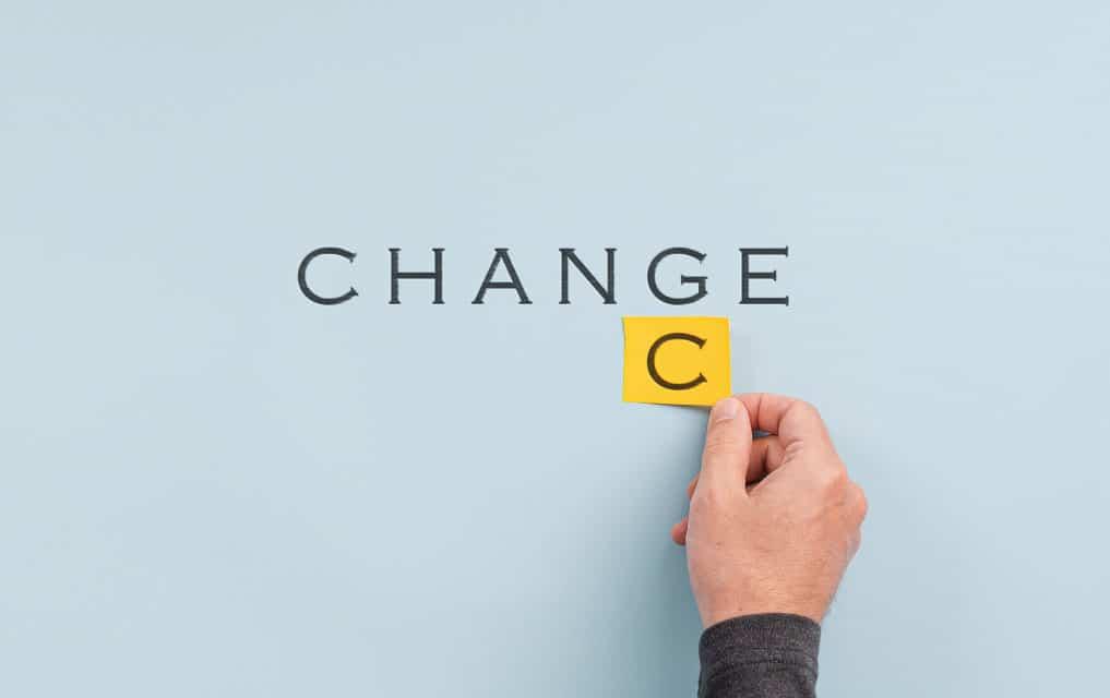 שינוי קריירה
